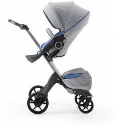 Stokke - Xplory V5 2017 Stroller - Athleisure Marina