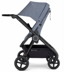 Stokke - Beat Stroller - Blue Melange *Pre-Order for March 2020*