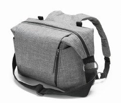 Stokke - Changing Backpack Black Melange
