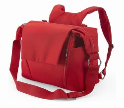 Stokke - Changing Backpack Red