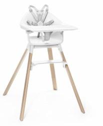 Stokke - Clikk High Chair - White