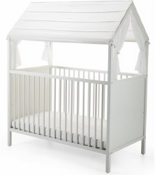 Stokke - Home Crib Roof White