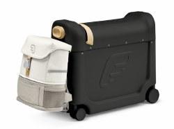 Stokke - JetKids BedBox V3 & Crew Backpack Travel Bundle - Black *Pre-Order*
