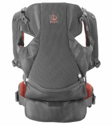 Stokke - MyCarrier Front Baby Carrier - Coral Mesh