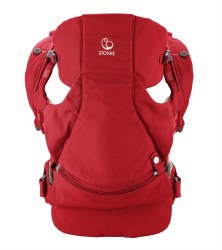 Stokke - MyCarrier Front & Back Baby Carrier - Red