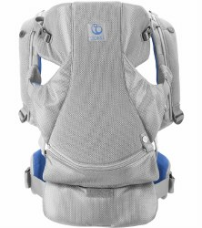 Stokke - MyCarrier Front Baby Carrier - Marina Mesh