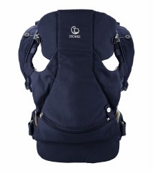 Stokke - MyCarrier Front Baby Carrier - Deep Blue