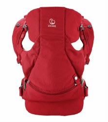 Stokke - MyCarrier Front Baby Carrier - Red