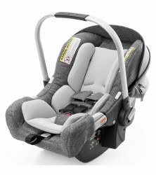 Stokke - 2019 Pipa Car Seat by Nuna Black Melange