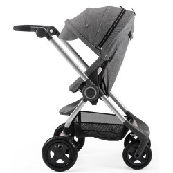 Stokke - Scoot Chassis Black Melange *Open Box*