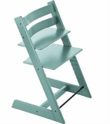 Stokke - 2019 Tripp Trapp High Chair - Aqua Blue