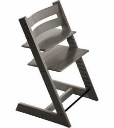 Stokke - 2019 Tripp Trapp High Chair - Hazy Grey