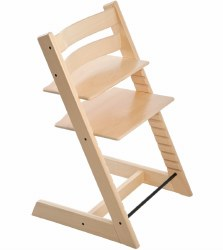 Stokke - 2019 Tripp Trapp High Chair - Natural