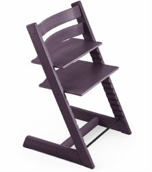 Stokke - 2019 Tripp Trapp High Chair - Plum Purple
