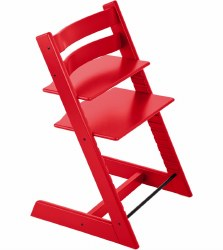 Stokke - Tripp Trapp High Chair - Red