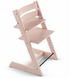 Stokke - 2019 Tripp Trapp High Chair - Serene Pink
