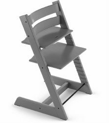 Stokke - 2019 Tripp Trapp High Chair - Storm Grey