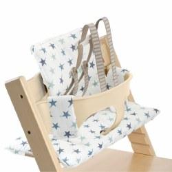 Stokke - Tripp Trapp Cushion - Aqua Star
