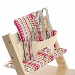 Stokke - Tripp Trapp Cushion - Candy Stripe