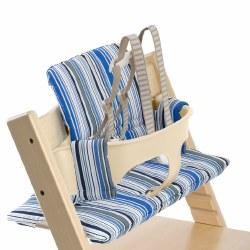 Stokke - Tripp Trapp Cushion - Ocean Stripe