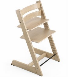 Stokke - 2019 Tripp Trapp Oak High Chair - Natural