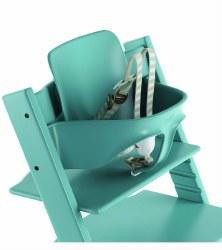 Stokke - 2019 Tripp Trapp Baby Set - Aqua Blue