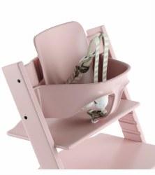 Stokke - 2019 Tripp Trapp Baby Set - Serene Pink