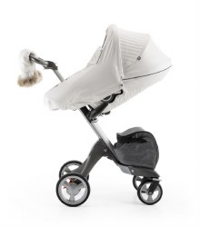 Stokke - Xplory Winter Kit Pearl White