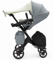 Stokke - Xplory Complete Stroller Balance Limited Edition - Tranquil Blue