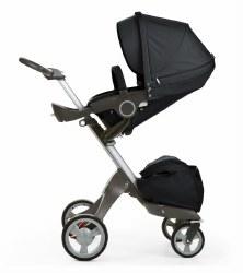 Stokke - Xplory V4 Stroller - Black