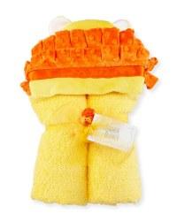 Swankie Blankie - Hooded Towel Lion
