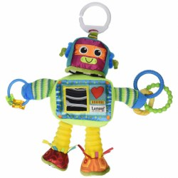 Lamaze - Clip & Go Rusty The Robot