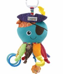 Lamaze - Clip & Go Captain Calamari