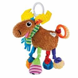 Lamaze - Clip & Go Mortimer Moose