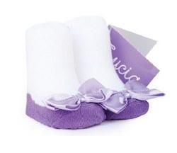 Trumpette - Single Sock - Lucia Purple