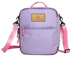 TWELVElittle - Lunch Bag - Adventure Lavender