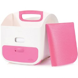 Ubbi - Diaper Caddy - Pink
