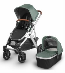 Uppababy - 2018/2019 Vista Stroller - Emmet