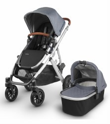 Uppababy - 2018/2019 Vista Stroller - Gregory