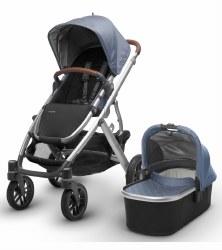 Uppababy - 2018/2019 Vista Stroller - Henry