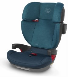 Uppababy - Alta Booster Car Seat - Lucca (Teal Melange) *Pre-Order/Available Spring 2020*