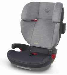 Uppababy - Alta Booster Car Seat - Morgan (Charcoal Melange) *Pre-Order/Available Spring 2020*