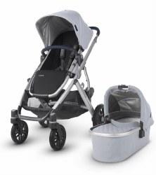 Uppababy - 2019 Vista Stroller - William