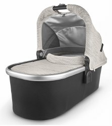 Uppababy - 2020 Bassinet - Sierra (Dune Knit)
