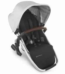 Uppababy - RumblerSeat V2 - Bryce (White Marl)