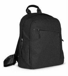 Uppababy - Changing Backpack - Jake (Black/Black Leather)