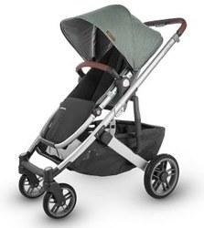 Uppababy - 2020 Cruz V2 Stroller-  Emmett (Green Melange)