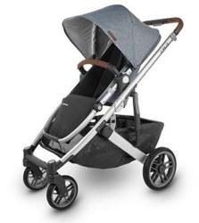 Uppababy - 2020 Cruz V2 Stroller - Gregory (Blue Melange)