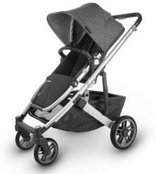 Uppababy - 2020 Cruz V2 Stroller - Jordan (Charcoal Melange)