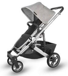 Uppababy - 2020 Cruz V2 Stroller - Sierra (Dune Knit) *Pre-Order for February 2020*